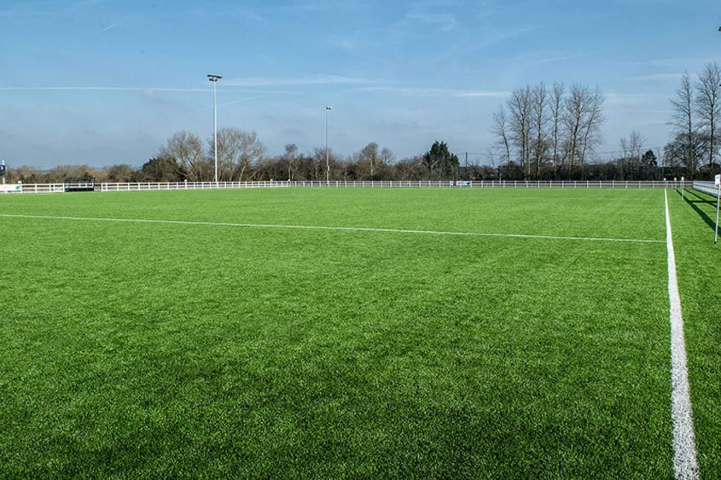 PlayFootball Chiswick Field space hire