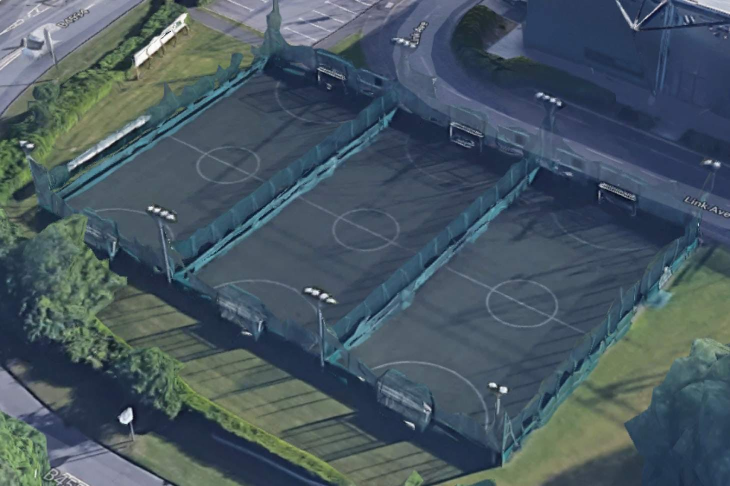 Link Sports Centre 5 a side | 3G Astroturf football pitch