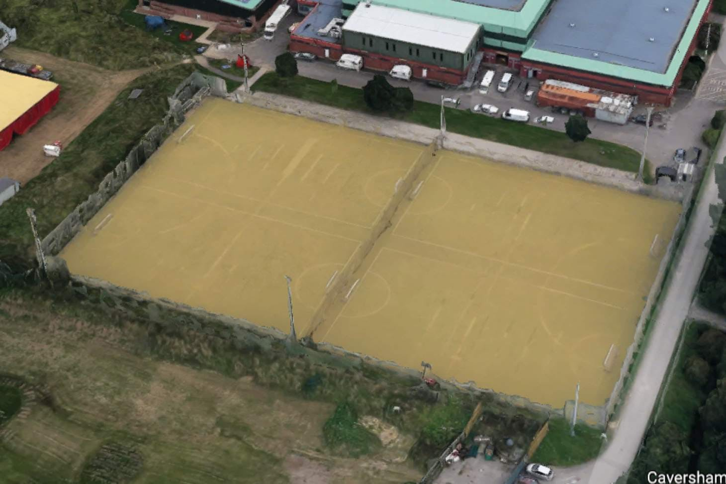 Rivermead Leisure Complex 5 a side | Astroturf football pitch