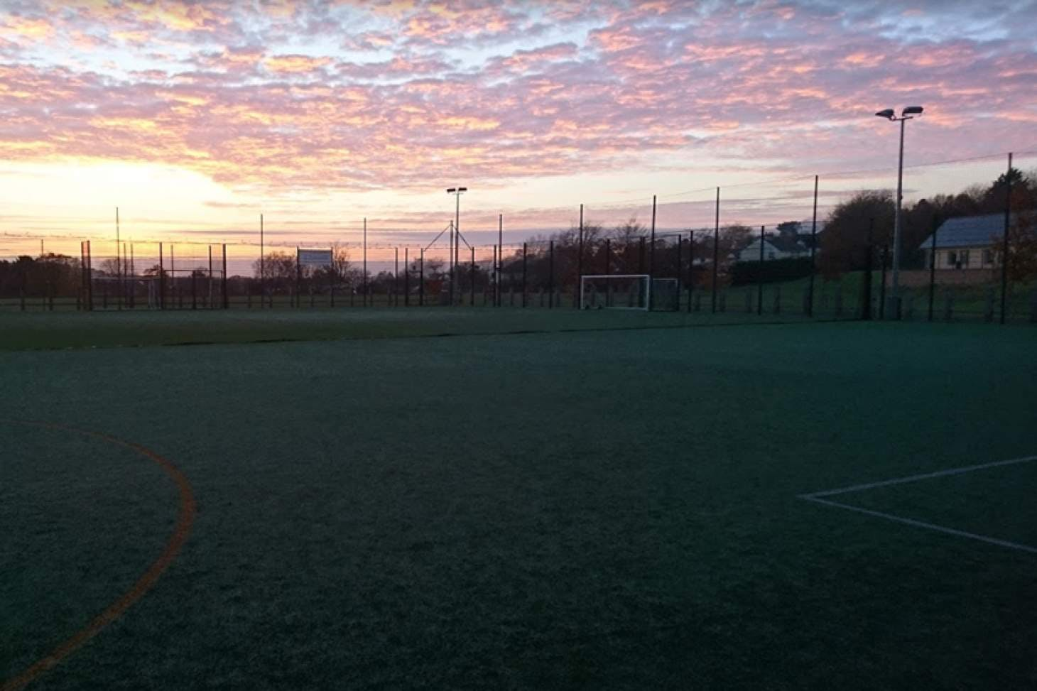 Croft Sports Centre 5 a side | 3G Astroturf football pitch