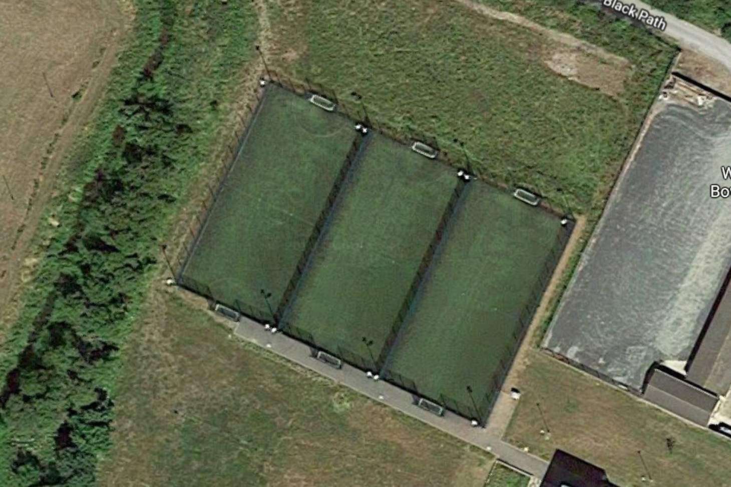 Workington Leisure Centre 5 a side | 3G Astroturf football pitch