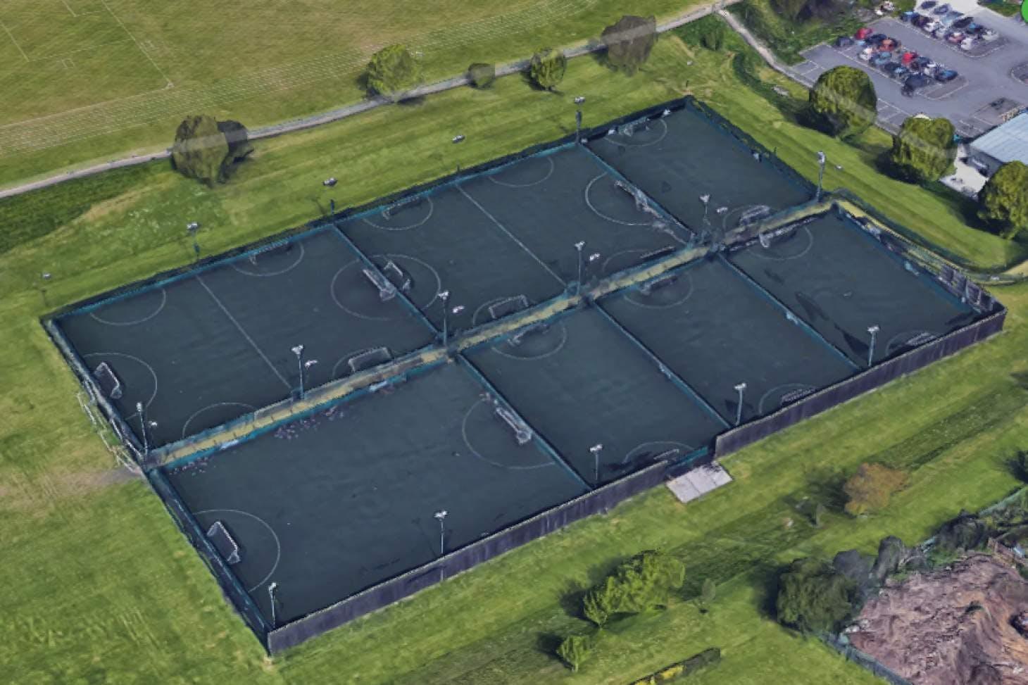 PlayFootball Gillingham 7 a side | 3G Astroturf football pitch