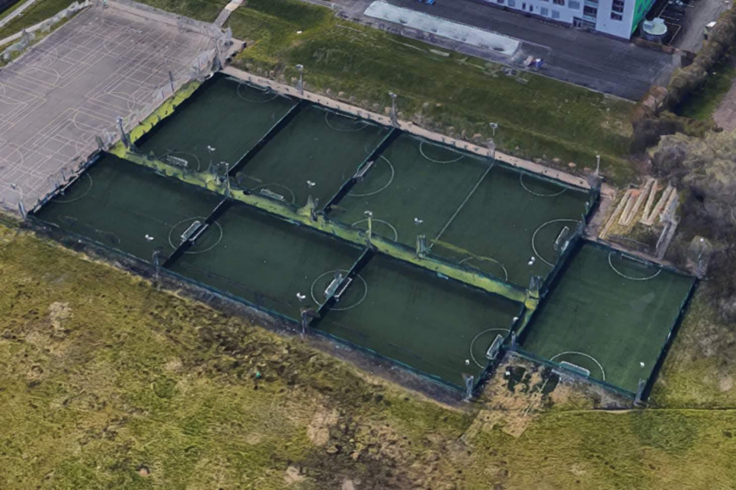 PlayFootball Blackpool 5 a side | 3G Astroturf football pitch