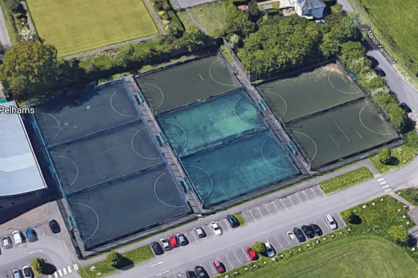 PlayFootball Bournemouth Pelhams 5 a side | 3G Astroturf football pitch