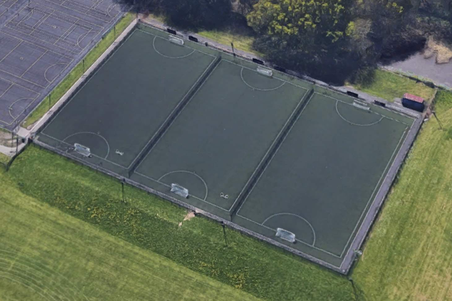 PlayFootball Bournemouth Sir David English 6 a side | 3G Astroturf football pitch