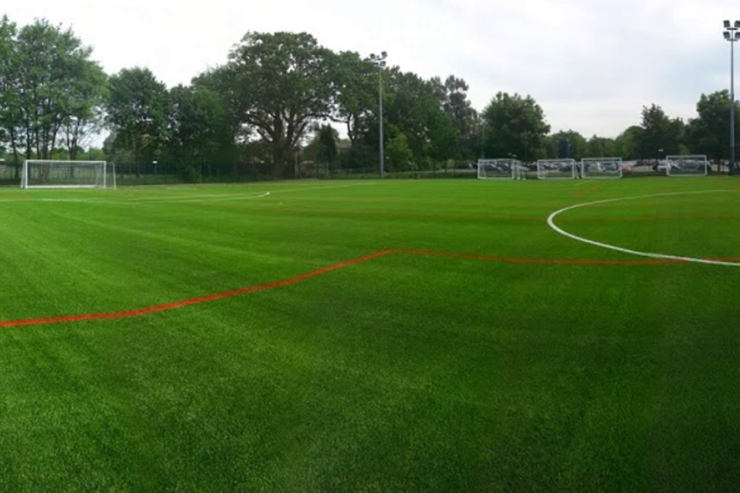 PlayFootball Bracknell 6 a side | 3G Astroturf football pitch