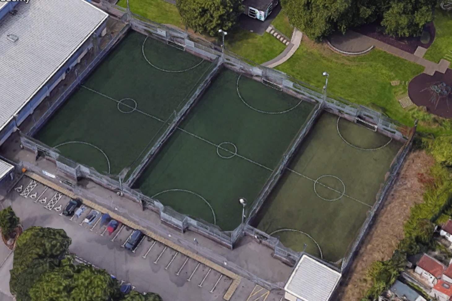 PlayFootball Bristol St Pauls 6 a side | 3G Astroturf football pitch