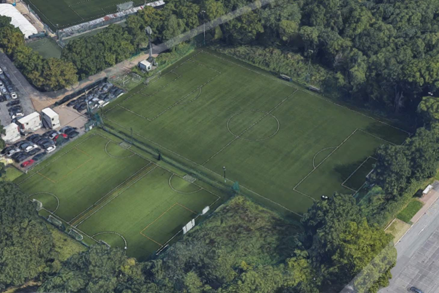 PlayFootball Bromley 6 a side   3G Astroturf football pitch