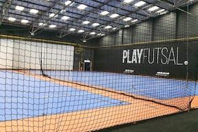 PlayFootball Swindon | Indoor Futsal Pitch