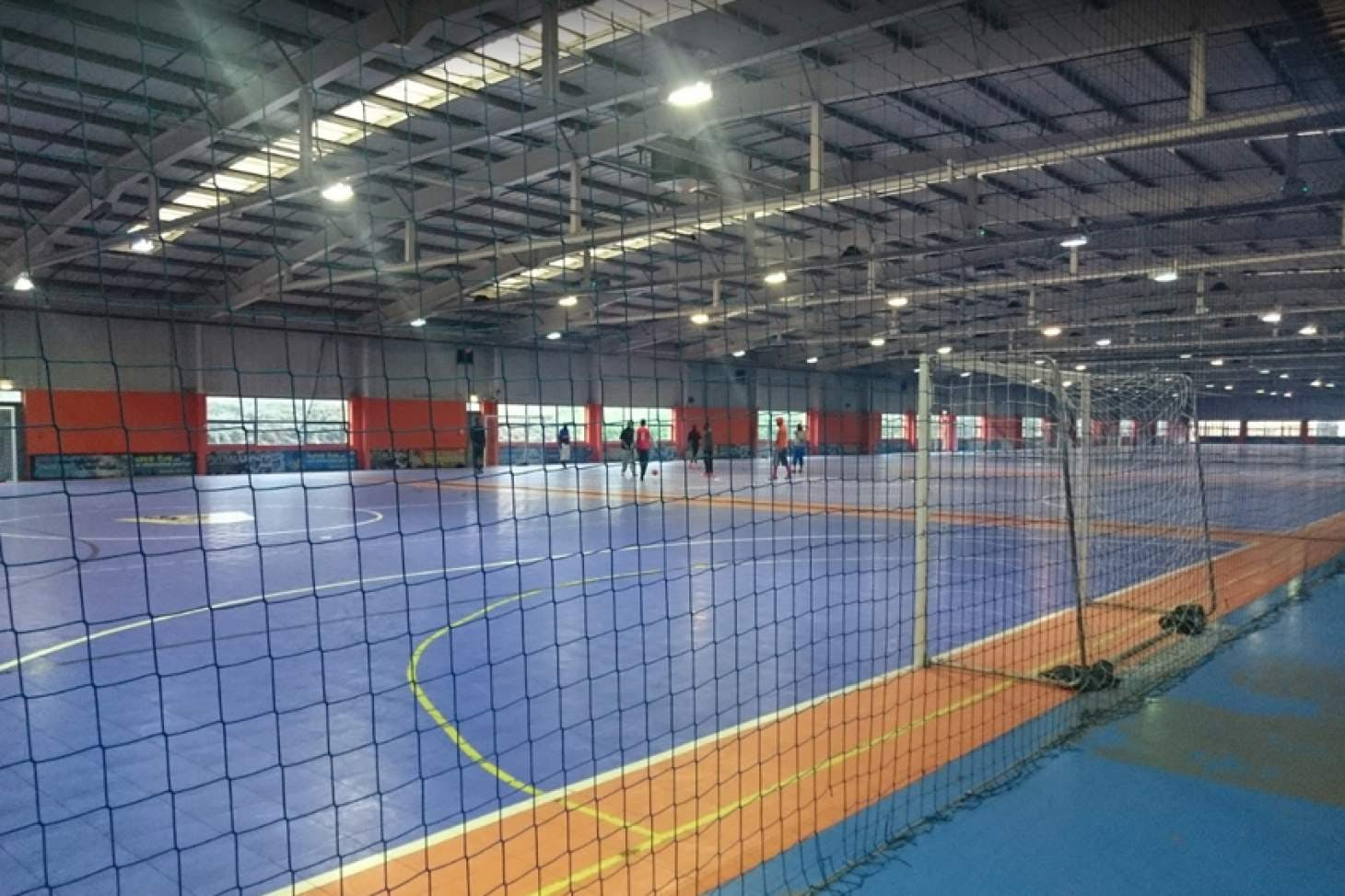 PlayFootball Birmingham Pitch | 3G Astroturf futsal pitch