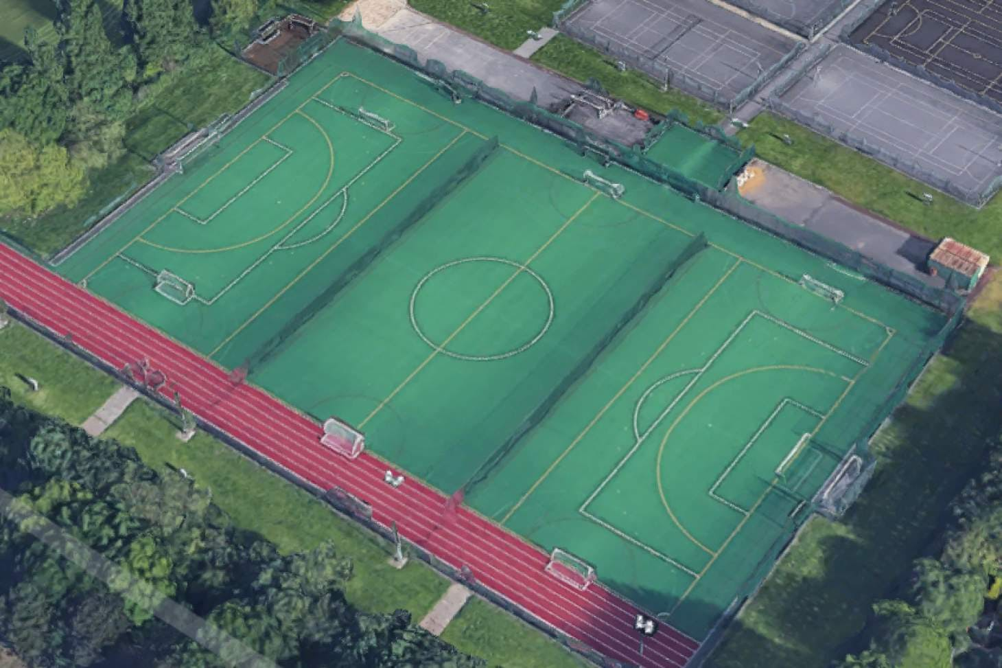 Dorcan Recreation Complex 11 a side | Astroturf football pitch