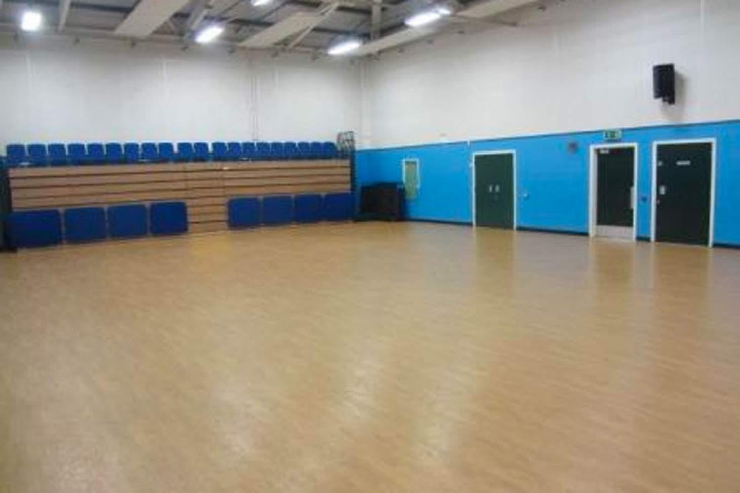 Manchester Enterprise Academy Wythenshawe Main hall space hire