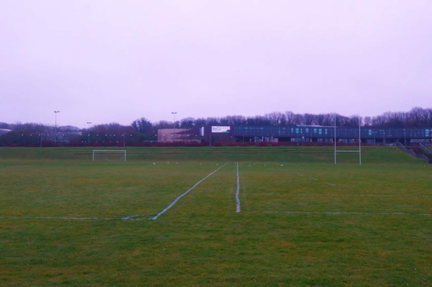 BACA Sports Centre 9 a side | Grass football pitch