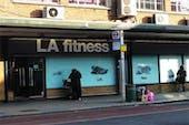 LA Fitness Sydenham