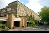 St Mary's University (Teddington Lock)