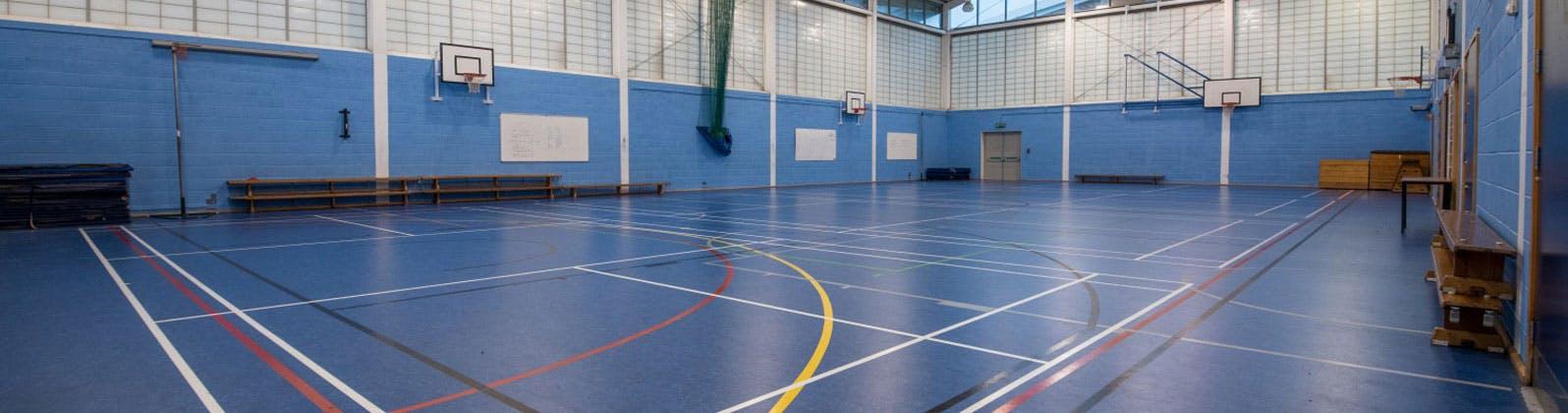 Ark Burlington Danes Academy Sports Hall