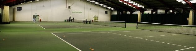Indoor Sports Tennis Court
