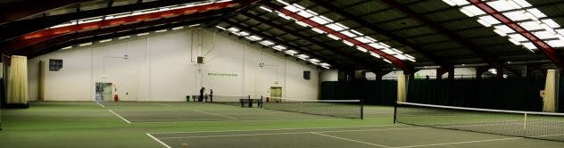 islington indoor tennis