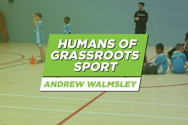 Humans of Grassroots Sport   Andrew Walmsley
