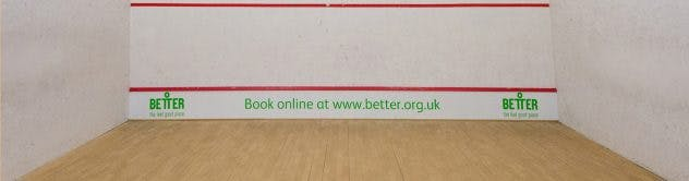 Top 5 squash courts in London (Walthamstow Leisure Centre)