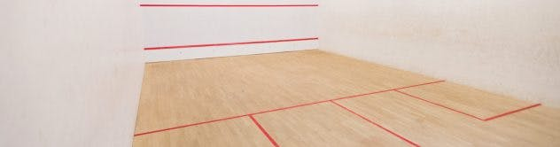 Top 5 squash courts in London (Vale Farm Sports Centre)