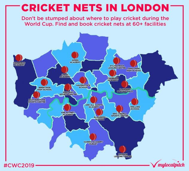 Cricket World Cup Cricket Nets