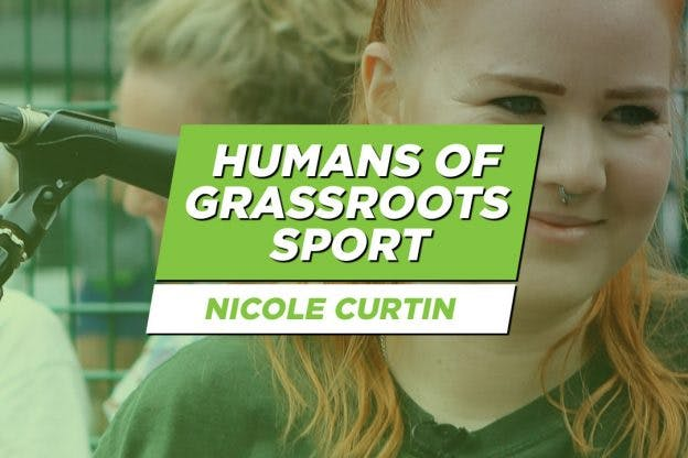 Humans of Grassroots Sport | Nicole Curtin