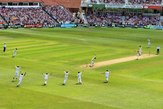 Where did it go wrong for England during The Ashes?