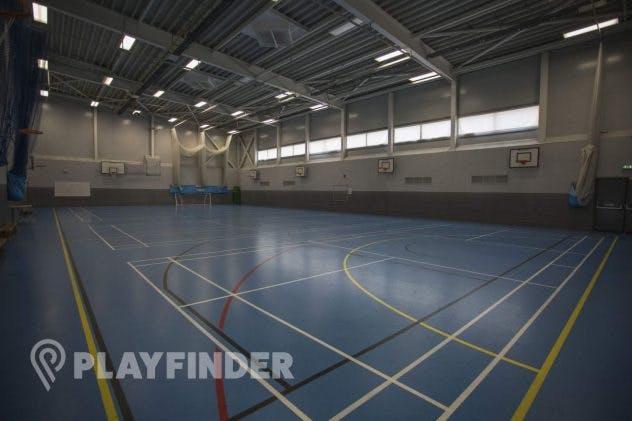 Arc Academy's Volleyball Court