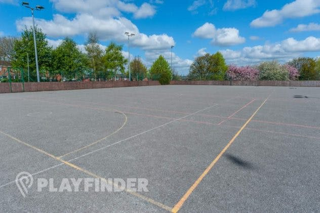 The Albion Academy's Netball Courts