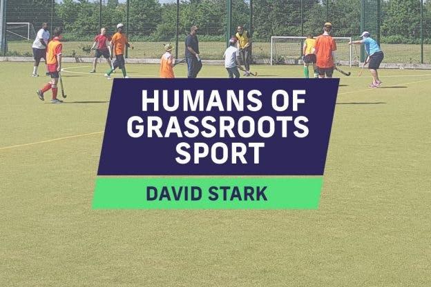Humans of Grassroots Sport | David Stark