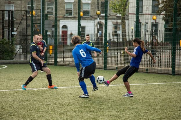 Top 5: Reasons for block booking football pitches