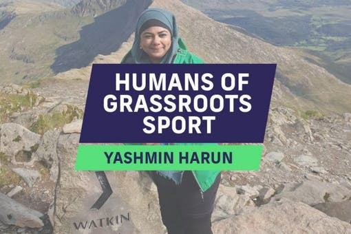 Humans of Grassroots Sport | Yashmin Harun