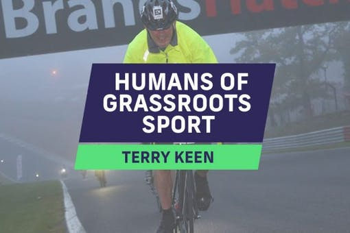 Humans of Grassroots Sport | Terry Keen