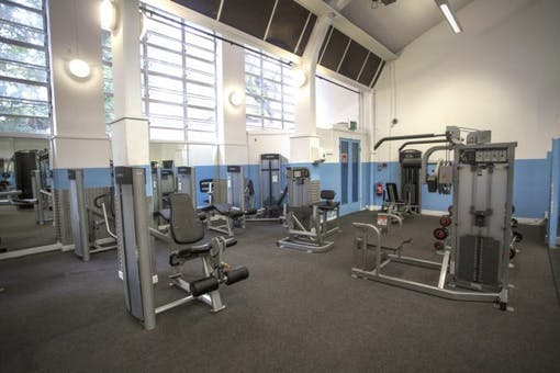 The best gyms near me