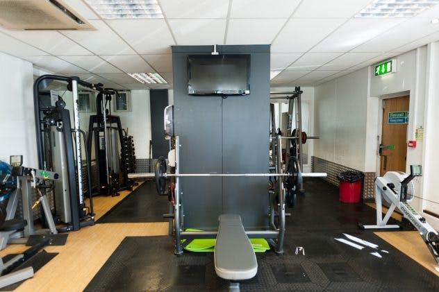 Clarendon gym