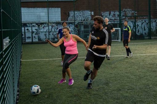 Playfinder supports £550m government commitment to grassroots football to create a happier, healthy society
