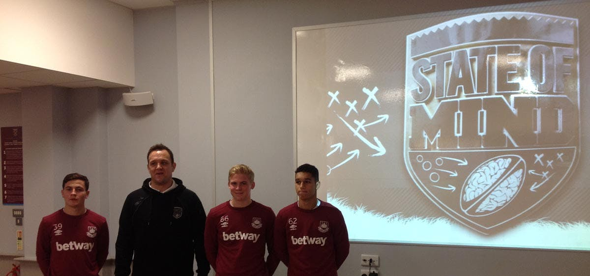 State of Mind at West Ham Academy