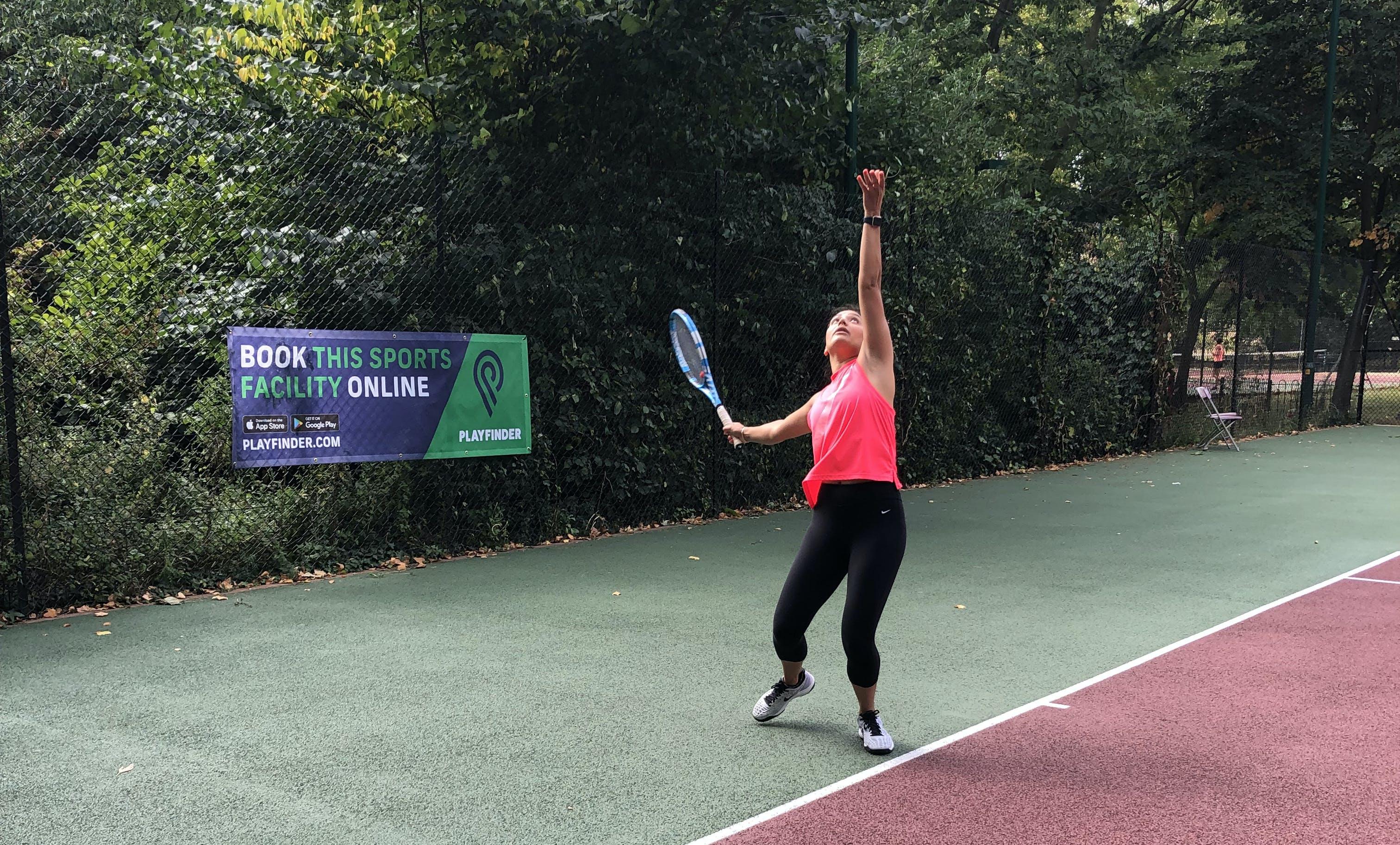 Highbury tennis