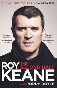 Roy Keane sport autobiography