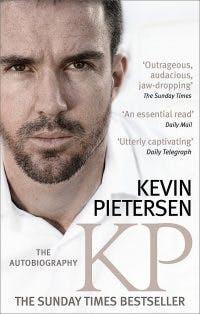 Kevin Pietersen sport autobiography