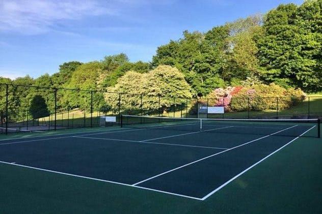 Sheffield Tennis court